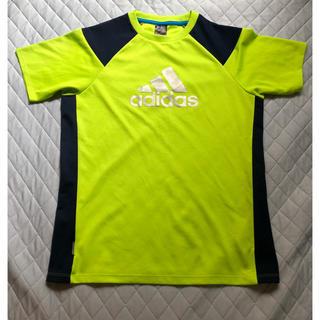 アディダス(adidas)のadidas 吸水速乾性素材Tシャツ(ウォーキング)