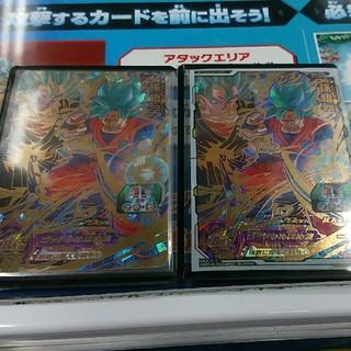 バンダイ(BANDAI)のUM3-38孫悟空2枚セット(シングルカード)