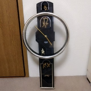 シチズン(CITIZEN)のシチズンクオーツ 掛け時計 小人(掛時計/柱時計)