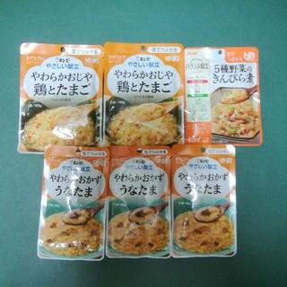 キユーピー(キユーピー)の介護食品6点まとめ売り 区分3(その他)