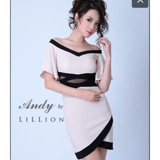 アンディ(Andy)のAndy by LILLION ドレス 難あり(ミニドレス)