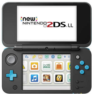 ニンテンドー2DS(ニンテンドー2DS)のNewニンテンドー2DS LL(携帯用ゲーム本体)