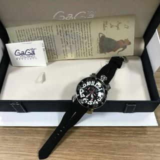 ガガミラノ(GaGa MILANO)のGaGa MILANO ガガミラノ 腕時計 48mm(腕時計(アナログ))