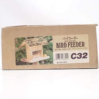 C549 バードフィーダー 組み立てキット DIY 餌台 庭に小鳥を。(その他)