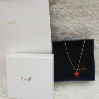 アーカー(AHKAH)のAHKAH レディース ネックレス(ネックレス)