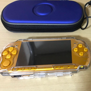 PlayStation Portable - psp 3000 ソフト3本