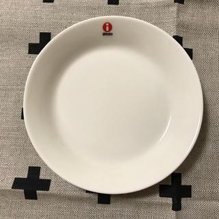 イッタラ(iittala)のイッタラ ティーマ プレートM 白(食器)