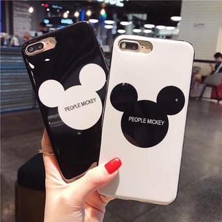 ディズニー(Disney)のディズニー ミッキーiPhone6/6s/X(iPhoneケース)