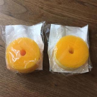 カバーマーク(COVERMARK)のカバーマーク 泡立てスポンジ  2個セット 洗顔(洗顔ネット/泡立て小物)