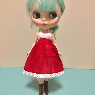 ネオブライスサイズ アウトフィット ワンピースセット(人形)