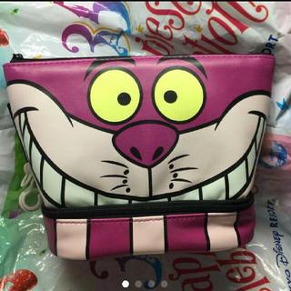 ディズニー(Disney)の不思議の国のアリス チェシャ猫 アリス ポーチ(ポーチ)