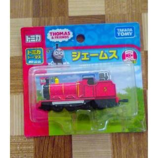 タカラトミー(Takara Tomy)の廃盤 トミカトーマス ジェームス つなげてあそぼう(電車のおもちゃ/車)