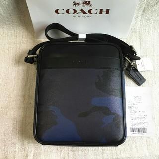 コーチ(COACH)のCOACHバッグ コーチショルダーバッグ F57564 カモフラ迷彩メンズ用(ショルダーバッグ)