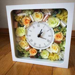 花時計(置時計)