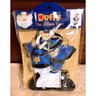 ダッフィー(ダッフィー)の完売 ダッフィー  コスチューム くるみ割り人形 クリスマス TDS(キャラクターグッズ)