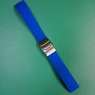 腕時計ラバーベルト(ラバーベルト)