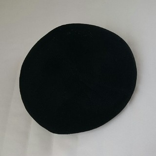 アズノゥアズピンキー(AS KNOW AS PINKY)のシンプル春夏ベレー帽(ハンチング/ベレー帽)
