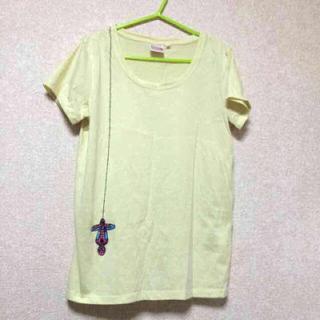 ジーユー(GU)のMARVELスパイダーマングラフィックT(Tシャツ(半袖/袖なし))