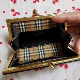 [BURBERRY] コインケース [バーバリー] 財布 小銭入れ