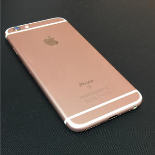 iPhone - iPhone 6s Rose Gold 64GB Sofrbank[1197]