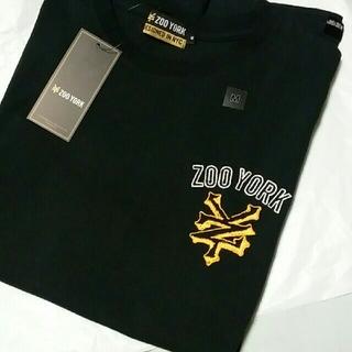 ズーヨーク(ZOO YORK)のZooYork刺繍ロゴ Tシャツ(Tシャツ/カットソー(半袖/袖なし))