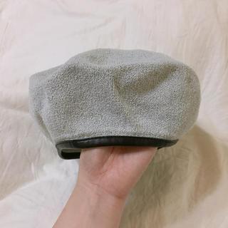 カシータ(casiTA)の夏用 ベレー帽(ハンチング/ベレー帽)