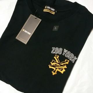 ズーヨーク(ZOO YORK)のZooYork 刺繍 Tシャツ(Tシャツ/カットソー(半袖/袖なし))