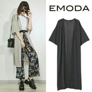 エモダ(EMODA)のEMODA ガウン(ガウンコート)
