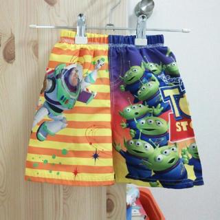 ディズニー(Disney)のtoystory☆新品‼︎カラフルで鮮やかなプリントスイムウェア(水着)