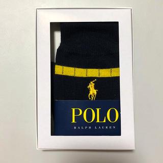ポロラルフローレン(POLO RALPH LAUREN)のPOLO 靴下  メンズ  25-27cm(ソックス)