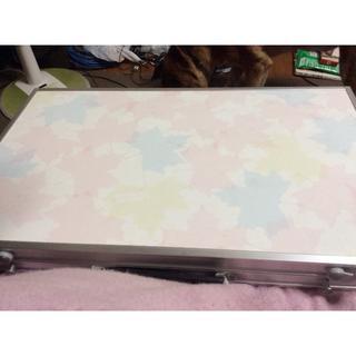 ロゴス 2FD テーブル4840(メイプル)(アウトドアテーブル)