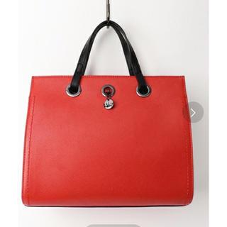 アルマーニエクスチェンジ(ARMANI EXCHANGE)のアルマーニ 鞄 レッド(ハンドバッグ)