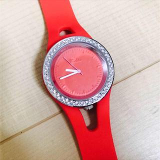 bfb83ec510 バービー(Barbie)の【かーこ 様 専用出品】Barbie バービー キラキラ 腕時計