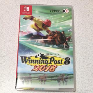 ニンテンドースイッチ(Nintendo Switch)のWinning Post 8 2018(家庭用ゲームソフト)