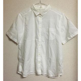 GU - GU 半袖シャツ ホワイト