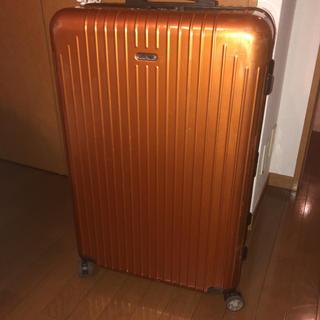 リモワ(RIMOWA)のリモワ サルサ エアー94L(スーツケース/キャリーバッグ)