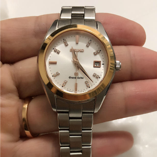 グランドセイコー(Grand Seiko)のグランドセイコー レディース コマ付属あり 保証書あり(腕時計)