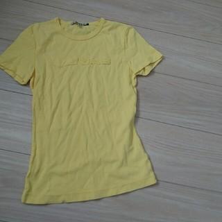 ガス(GAS)のGASガスS黄色Tシャツ(Tシャツ(半袖/袖なし))