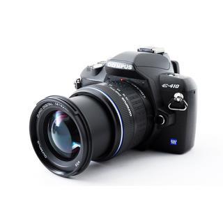 オリンパス(OLYMPUS)の★カメラ初心者おすすめ★オリンパス E-410 レンズキット(デジタル一眼)