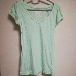 バイバイ(ByeBye)のグリーンTシャツ(Tシャツ(半袖/袖なし))