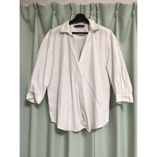 ザラ(ZARA)のZARAシャツ(シャツ/ブラウス(長袖/七分))