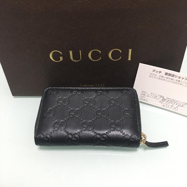 purchase cheap 67dc2 c9221 正規 GUCCI コインケース | フリマアプリ ラクマ