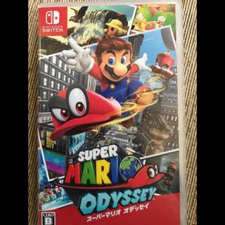 ニンテンドースイッチ(Nintendo Switch)のスーパーマリオオデッセイ 任天堂スイッチ(家庭用ゲームソフト)