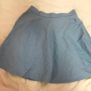アメリカンアパレル(American Apparel)のサーキュラースカート(ミニスカート)