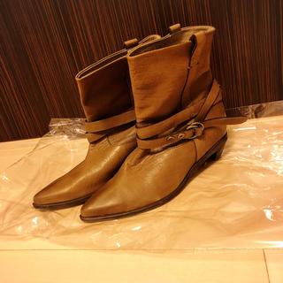 ウエスタンデザインブーツ(ブーツ)