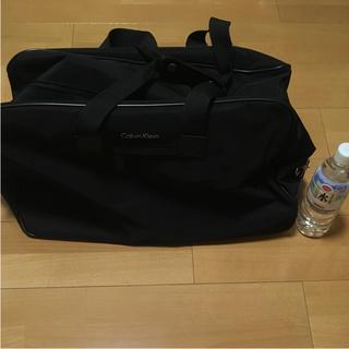 カルバンクライン(Calvin Klein)のカルバンクライン カバン バッグ 旅行 キャリーバッグ 黒色 ブラック コロコロ(スーツケース/キャリーバッグ)