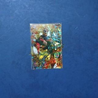 DBH スーパードラゴンボールヒーローズ 8弾 UR バーダックゼノ(シングルカード)