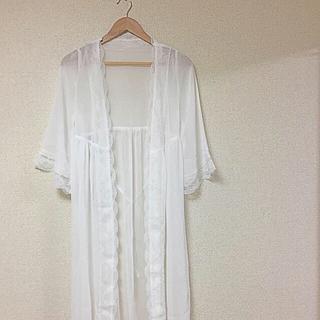 Race gown(ガウンコート)