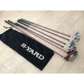 エスヤード(S-YARD)の新品S-YARDゴルフクラブ(クラブ)