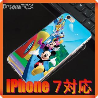 ディズニー(Disney)の★180702★ ミッキー ・ ミニー iPhone 7 ソフトケース ★(iPhoneケース)